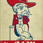 "1947 ""Ole Miss"" Yearbook Cover"